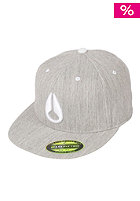 NIXON Deep Down Flexfit EX Dime Cap heather gray