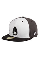 NIXON Deep Down II NE Cap black/white/gray