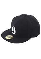 NIXON Deep Down II New Era Cap black