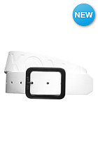 NIXON Defacto Belt all white