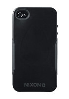 NIXON Depot Iphone 4 Case all black