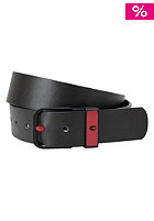 NIXON Enamel Camden Belt black/dark red