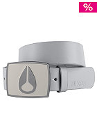 Enamel Icon Belt natural suede
