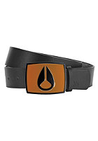 NIXON Enamel Icon Belt orange/black