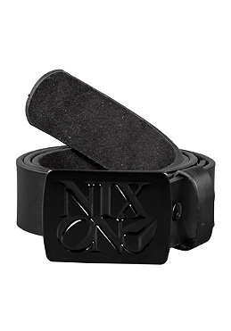 NIXON Enamel Philly Belt all black