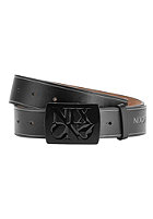 NIXON Enamel Philly Belt black/khaki