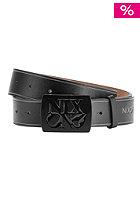 NIXON Enamel Philly Belt black/khaki
