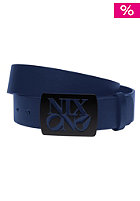NIXON Enamel Philly Belt navy