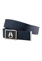 NIXON Enamel Wings Belt navy
