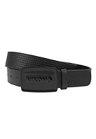 NIXON Enamel Wordmark Belt black pin dot