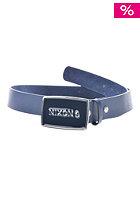 NIXON Enamel Wordmark Belt navy