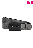 NIXON Enamel Wordmark Belt olive pin dot