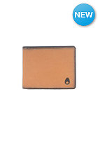 NIXON Escape Bi-Fold Clip Wallet tan