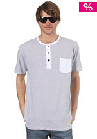 NIXON Fly By S/S T-Shirt white/black