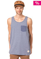 NIXON Fly By Tank Top navy / white