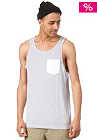 NIXON Fly By Tank Top white / black