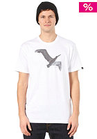 NIXON Fly S/S T-Shirt white