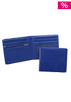 NIXON Fuller Bi-Fold Zip Coin Wallet royal