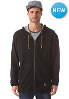 NIXON Granite Hooded Zip Sweat black