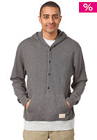 NIXON Grayson Hooded Sweat dark heather