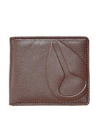 NIXON Haze Bi-Fold Wallet chocolate