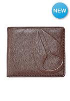 NIXON Haze Bi-Fold Wallet chocolate
