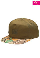 NIXON Hightide Snapback Cap surplus/camo