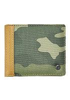 NIXON Hutton Bi-Fold Wallet camo