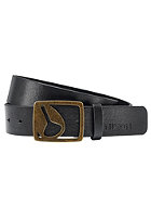 NIXON Icon Cut Out Belt black / gold