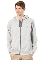 NIXON Identity Hooded Zip Sweat III heather gray