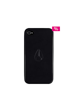NIXON Jacket IPhone Case 4 P3 black