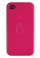 NIXON Jacket IPhone Case 4 P3 pink