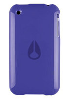 NIXON Jacket Iphone Case Bag purple