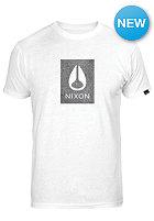NIXON Knockout S/S T-Shirt white