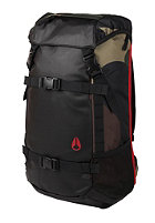 NIXON Landlock Backpack II woodland camo