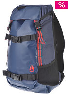 NIXON Landlock Backpack navy stripe