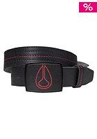 NIXON Leather Icon Belt black