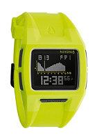 NIXON Lodown II neon yellow