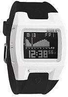 NIXON Lodown II white/black
