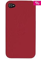 NIXON Matte Jacket iPhone 4 Case dark red