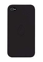 NIXON Matte Jacket IPhone Case black