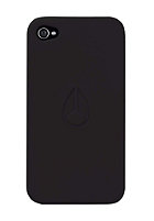 NIXON Matte Jacket Iphone Cases black