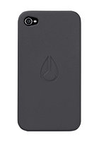 NIXON Matte Jacket Iphone Cases charcoal