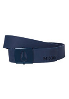 NIXON Meddler Belt navy