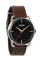 NIXON Mellor black/brown