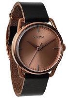 NIXON Mellor black/copper