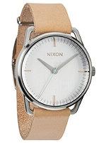 NIXON Mellor natural/silver