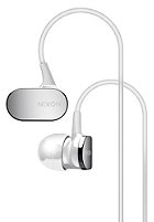 NIXON Microblaster Pro Headphones 2011 white