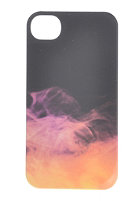 NIXON Mitt Print Iphone 4 Case velvet fog
