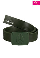 NIXON Mono Rubber Enamel Belt surplus